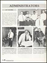 1992 Clyde High School Yearbook Page 92 & 93