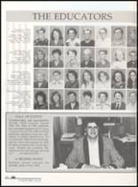 1992 Clyde High School Yearbook Page 94 & 95