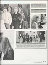 1992 Clyde High School Yearbook Page 100 & 101