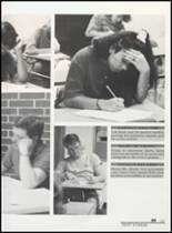 1992 Clyde High School Yearbook Page 104 & 105