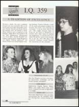 1992 Clyde High School Yearbook Page 116 & 117