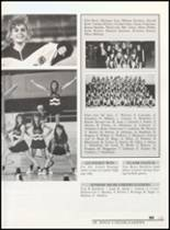 1992 Clyde High School Yearbook Page 128 & 129