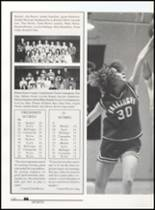 1992 Clyde High School Yearbook Page 134 & 135