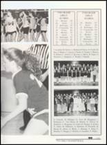 1992 Clyde High School Yearbook Page 136 & 137