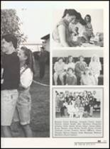 1992 Clyde High School Yearbook Page 160 & 161