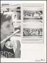 1992 Clyde High School Yearbook Page 164 & 165