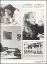 1992 Clyde High School Yearbook Page 168 & 169