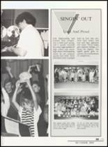 1992 Clyde High School Yearbook Page 174 & 175