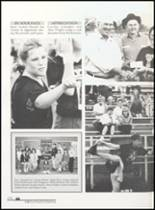 1992 Clyde High School Yearbook Page 182 & 183