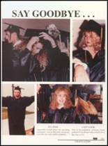 1992 Clyde High School Yearbook Page 206 & 207
