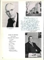 1953 Robert E. Lee High School Yearbook Page 16 & 17