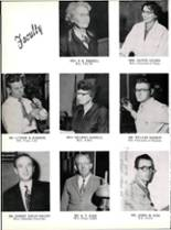1953 Robert E. Lee High School Yearbook Page 20 & 21
