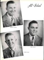 1953 Robert E. Lee High School Yearbook Page 28 & 29