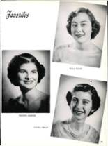 1953 Robert E. Lee High School Yearbook Page 30 & 31