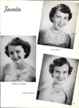 1953 Robert E. Lee High School Yearbook Page 34 & 35