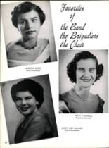 1953 Robert E. Lee High School Yearbook Page 36 & 37