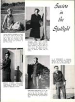 1953 Robert E. Lee High School Yearbook Page 38 & 39
