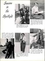 1953 Robert E. Lee High School Yearbook Page 40 & 41