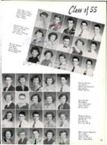 1953 Robert E. Lee High School Yearbook Page 42 & 43