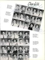 1953 Robert E. Lee High School Yearbook Page 46 & 47