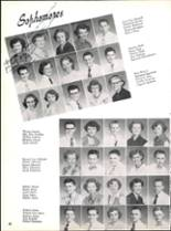 1953 Robert E. Lee High School Yearbook Page 48 & 49