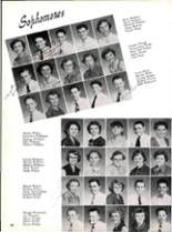1953 Robert E. Lee High School Yearbook Page 54 & 55