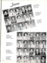1953 Robert E. Lee High School Yearbook Page 56 & 57