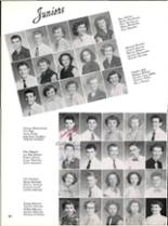 1953 Robert E. Lee High School Yearbook Page 60 & 61
