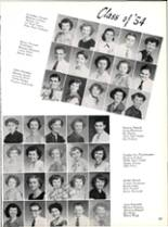 1953 Robert E. Lee High School Yearbook Page 62 & 63