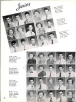 1953 Robert E. Lee High School Yearbook Page 64 & 65