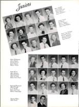 1953 Robert E. Lee High School Yearbook Page 66 & 67