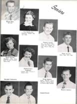 1953 Robert E. Lee High School Yearbook Page 68 & 69