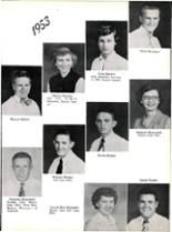 1953 Robert E. Lee High School Yearbook Page 70 & 71