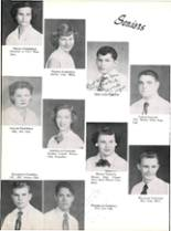 1953 Robert E. Lee High School Yearbook Page 72 & 73