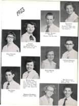 1953 Robert E. Lee High School Yearbook Page 74 & 75