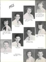 1953 Robert E. Lee High School Yearbook Page 76 & 77