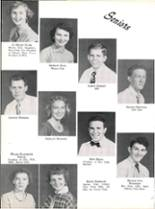 1953 Robert E. Lee High School Yearbook Page 80 & 81