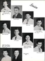 1953 Robert E. Lee High School Yearbook Page 82 & 83