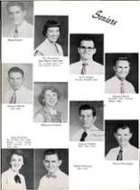 1953 Robert E. Lee High School Yearbook Page 86 & 87