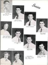 1953 Robert E. Lee High School Yearbook Page 88 & 89