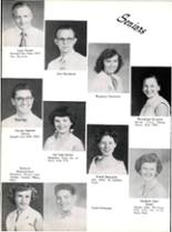 1953 Robert E. Lee High School Yearbook Page 90 & 91