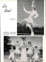 1953 Robert E. Lee High School Yearbook Page 100 & 101