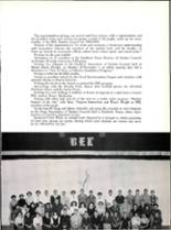 1953 Robert E. Lee High School Yearbook Page 108 & 109