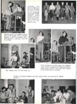 1953 Robert E. Lee High School Yearbook Page 110 & 111