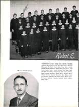 1953 Robert E. Lee High School Yearbook Page 112 & 113