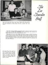 1953 Robert E. Lee High School Yearbook Page 114 & 115