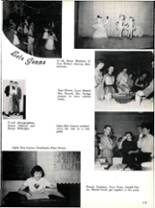 1953 Robert E. Lee High School Yearbook Page 118 & 119