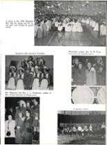 1953 Robert E. Lee High School Yearbook Page 126 & 127
