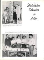 1953 Robert E. Lee High School Yearbook Page 128 & 129