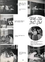 1953 Robert E. Lee High School Yearbook Page 130 & 131
